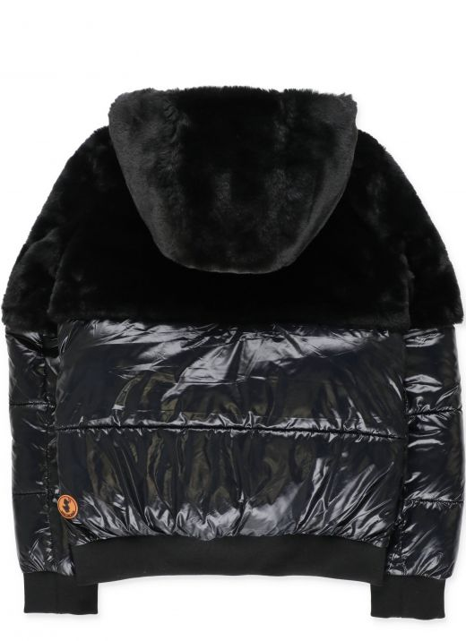 Lufy quilted down jacket