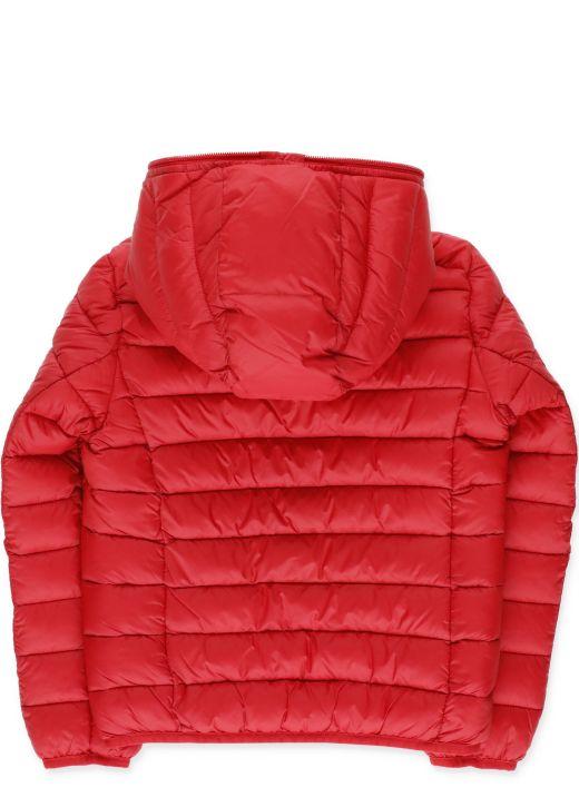 Giga short down jacket