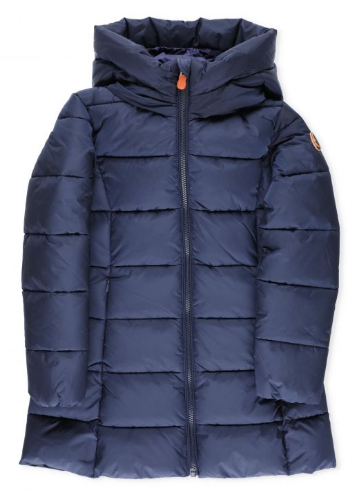 Mega short down jacket