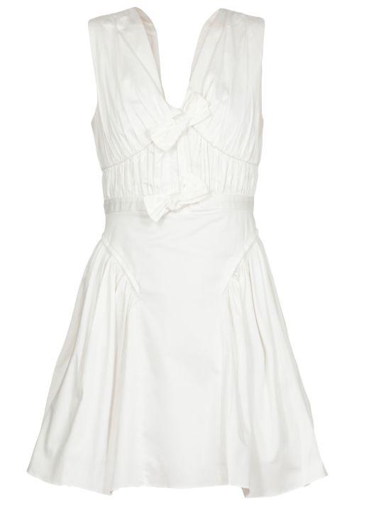 Bow Mini Dress