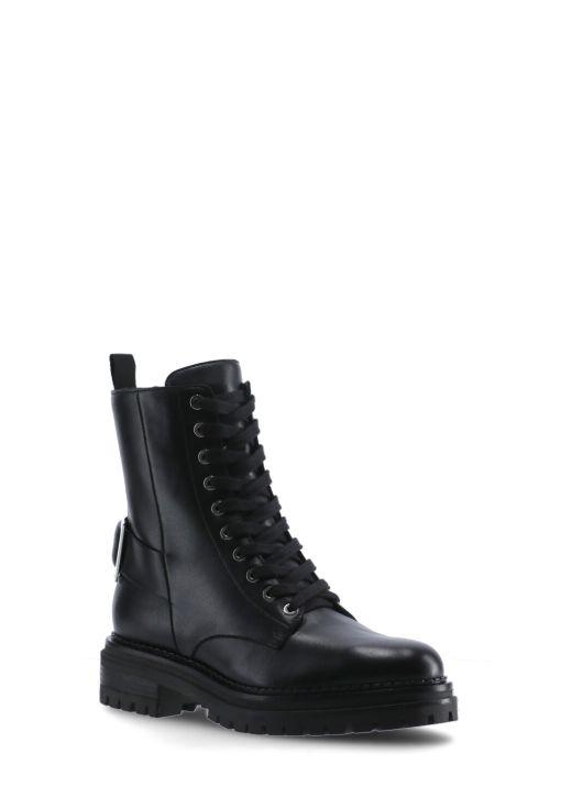Biker Prince Army Boot