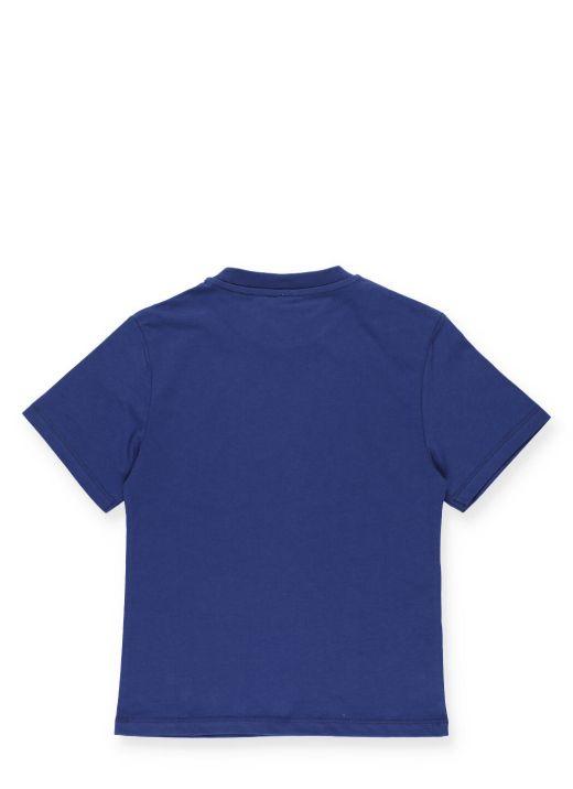 Pizza Skater print t-shirt
