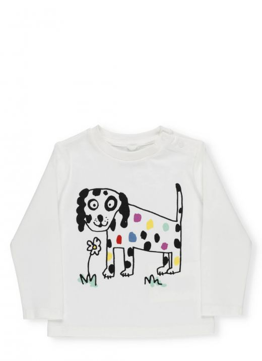 Flowers Doggy T-shirt