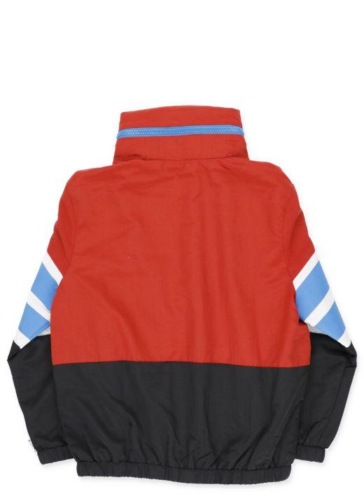 Logo waterproof jacket