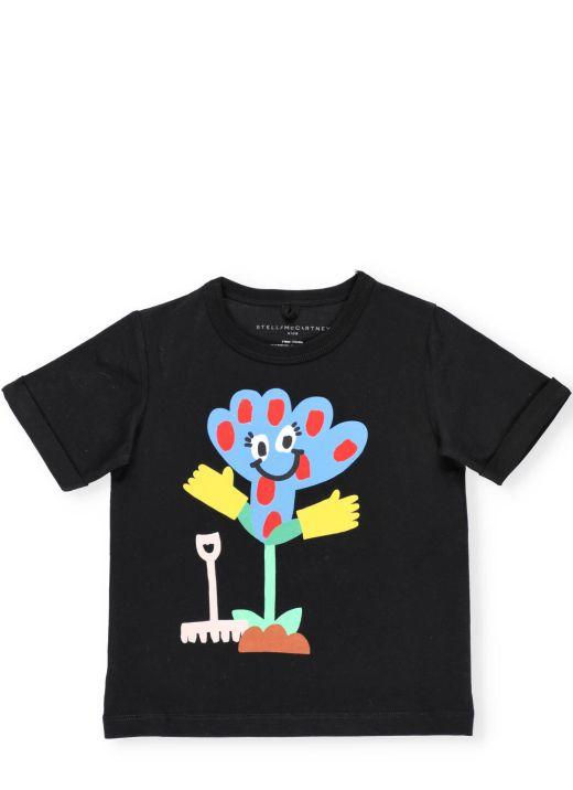 Garden Printed t-shirt