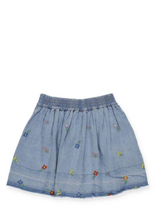 Tiny Flowers skirt