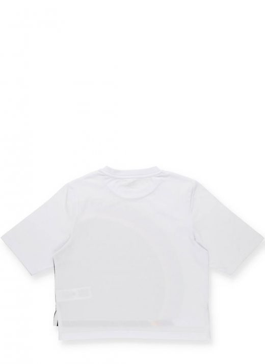 Oversize sport t-shirt with logo