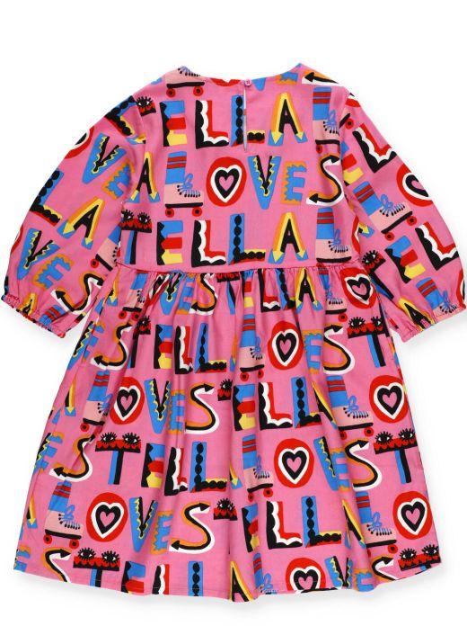 Stella Loves Twill Dress