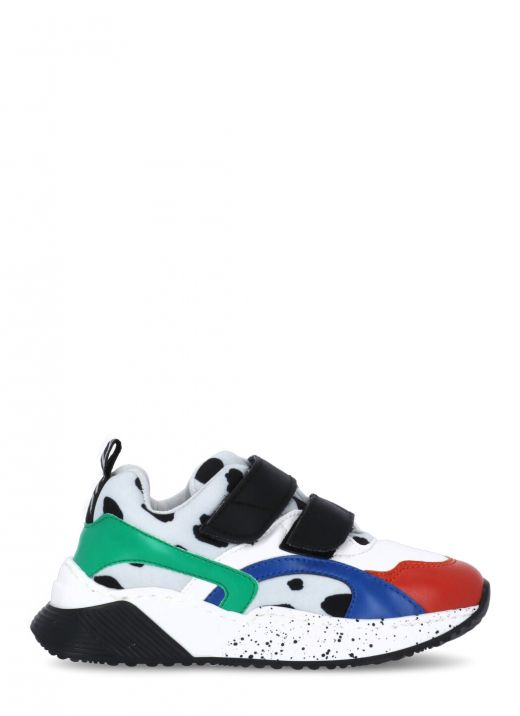 Sneaker con Stampa Maculata