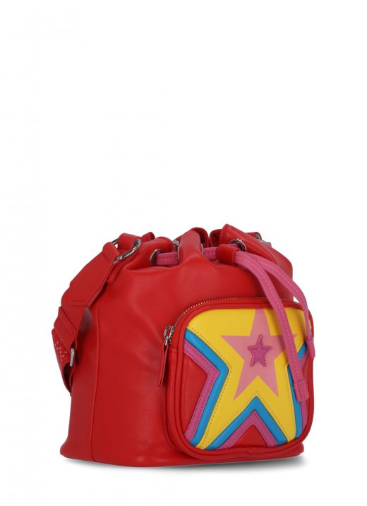 Star bucket bag