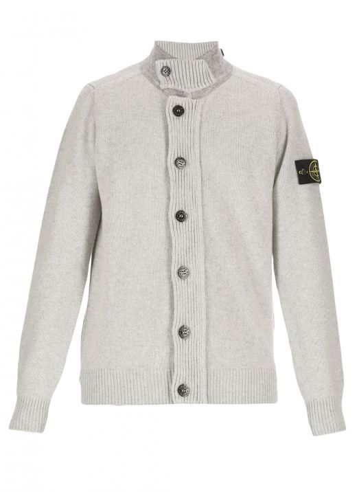 Double fastening Sweater