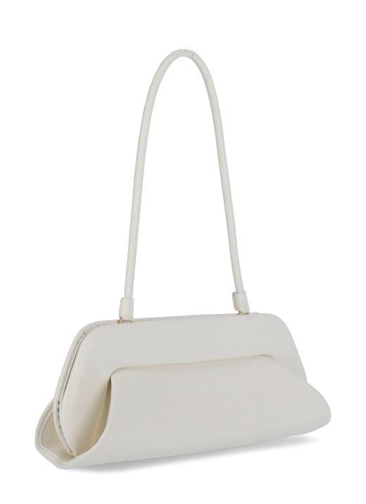 Dioni Cactus leather shoulder bag