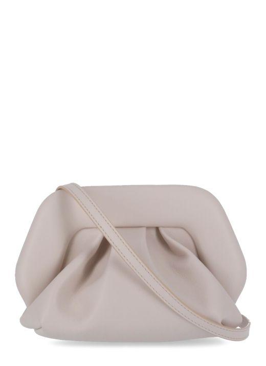 Gea Vegan leather clutch bag