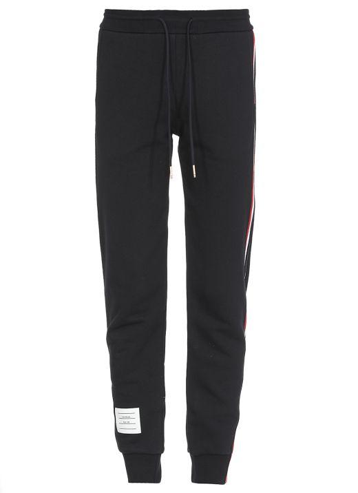 Pantalone Classic con righe RWB