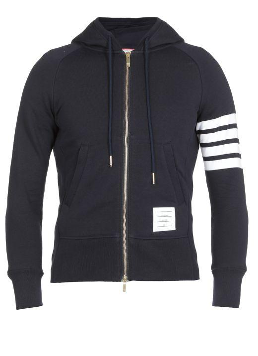 4 Bar hoodie
