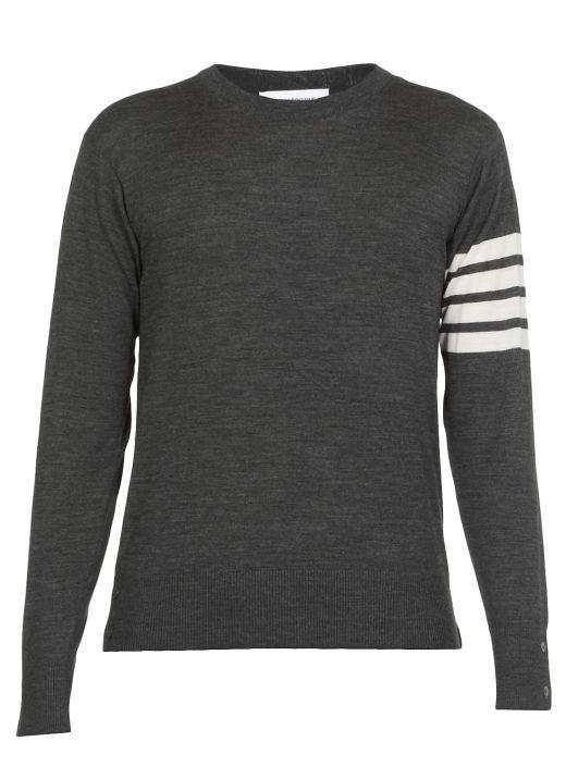 4 Bars sweater