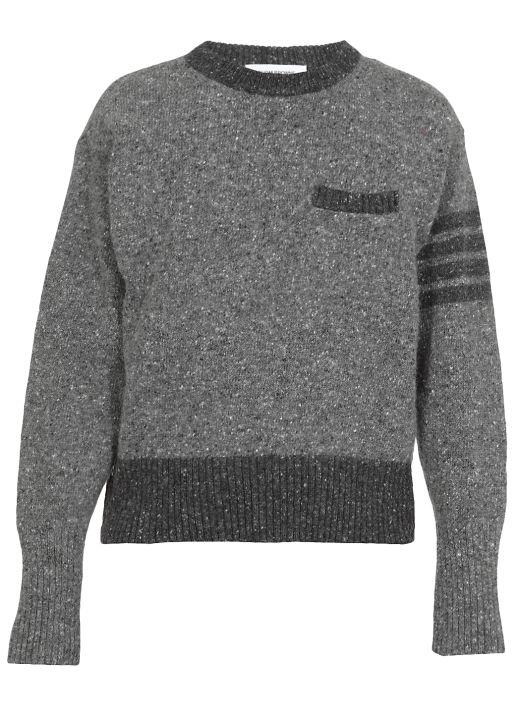Wool 4Bar Sweater