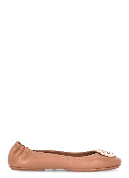 Minnie Travel flat shoe