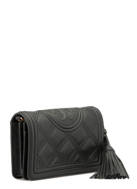 Fleming shoulder strap wallet