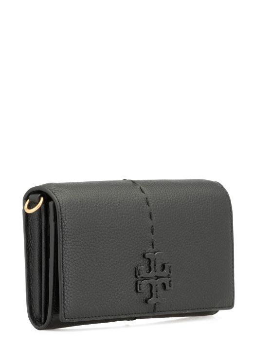 McGraw crossbody wallet