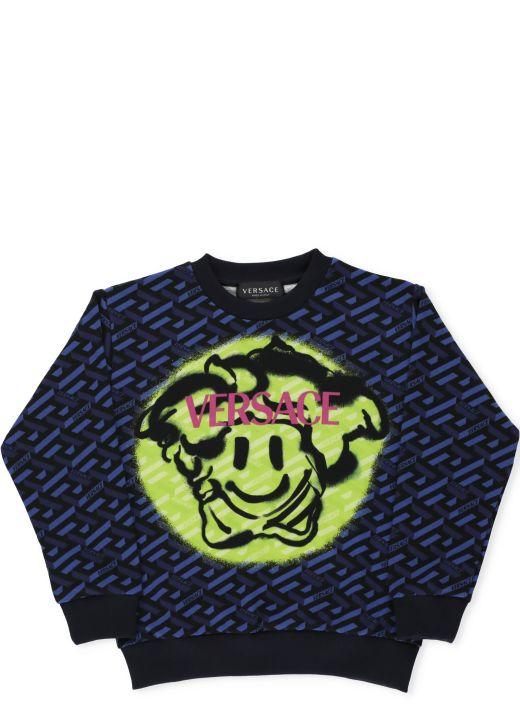 Medusa Smile sweatshirt