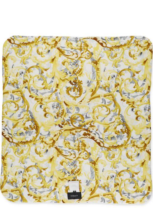Baroccoflage blanket