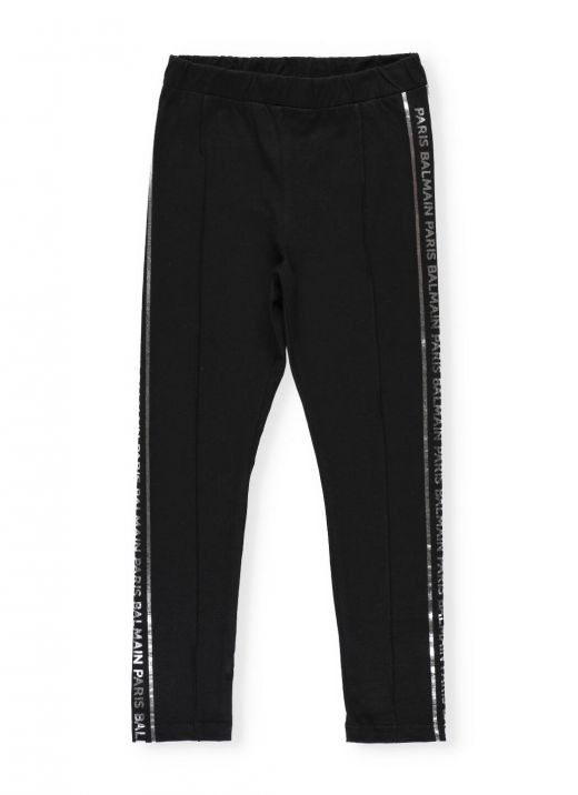 Stretch cotton trouser