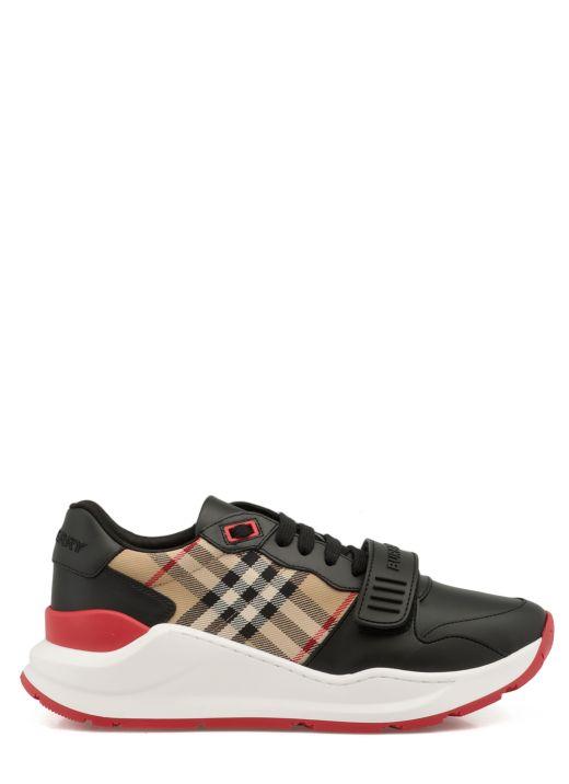 Sneaker vintage check