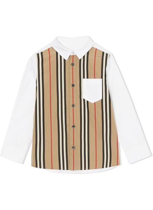 Icon Stripe shirt