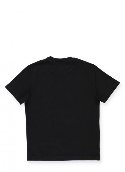 T-shirt with loged print