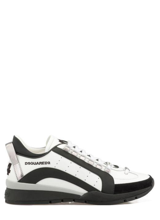 Sneaker Dsqaured2 in pelle