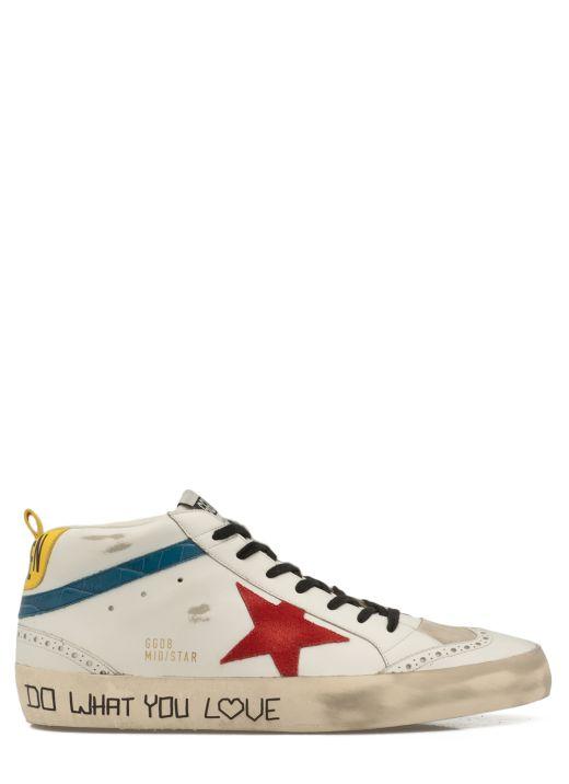Mid star classic sneaker