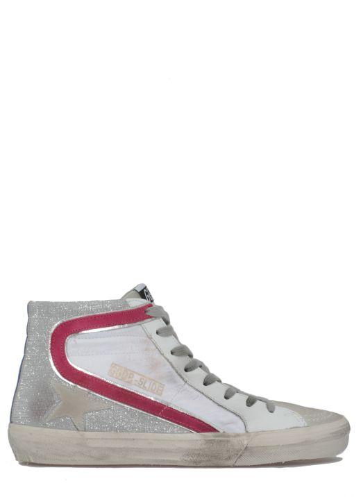 Sneakers Slide double quarter