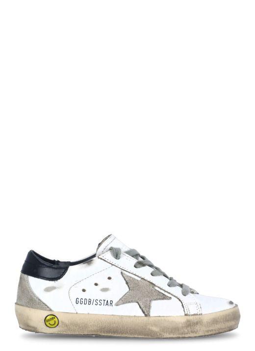 Sneaker in pelle Super Star