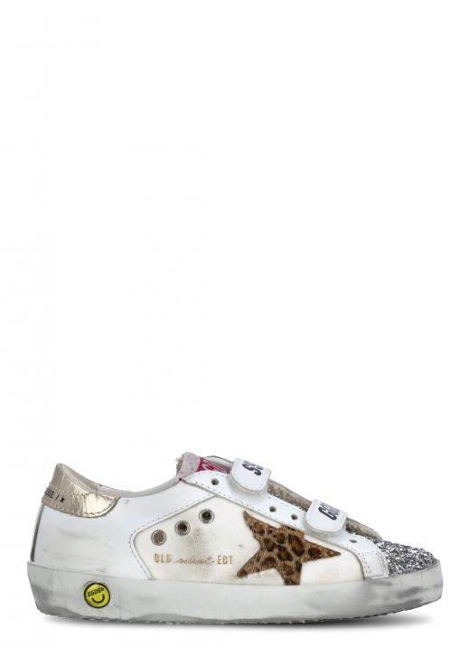 Sneaker glitterata Old School