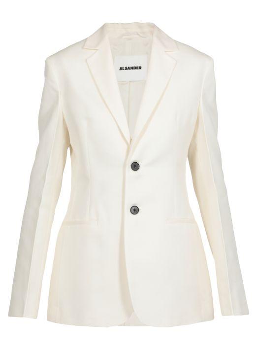 Mono breasted jacket