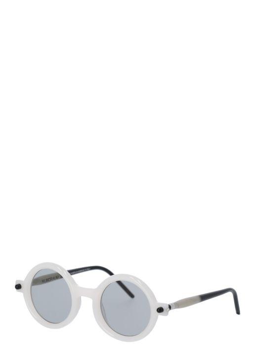 MASK P1 White glasses