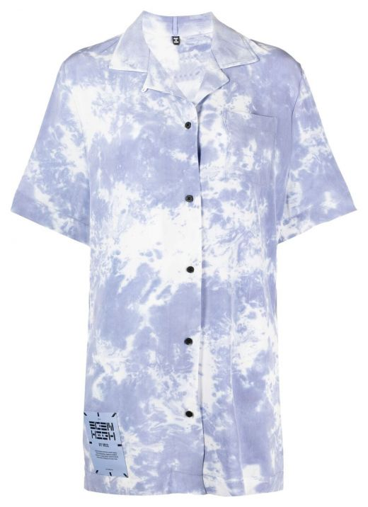 Eden High: Silk shirt