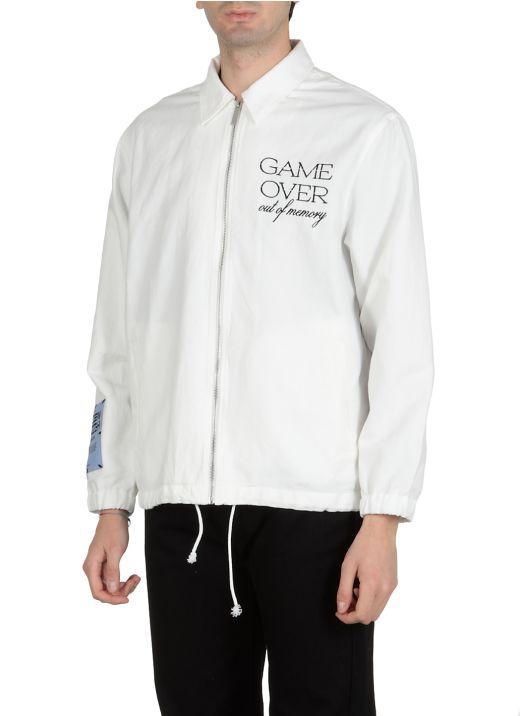 Eden High: Cotton and linen jacket
