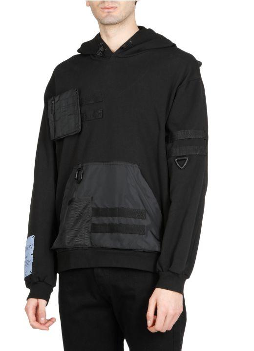 Albion: Modular hoodie