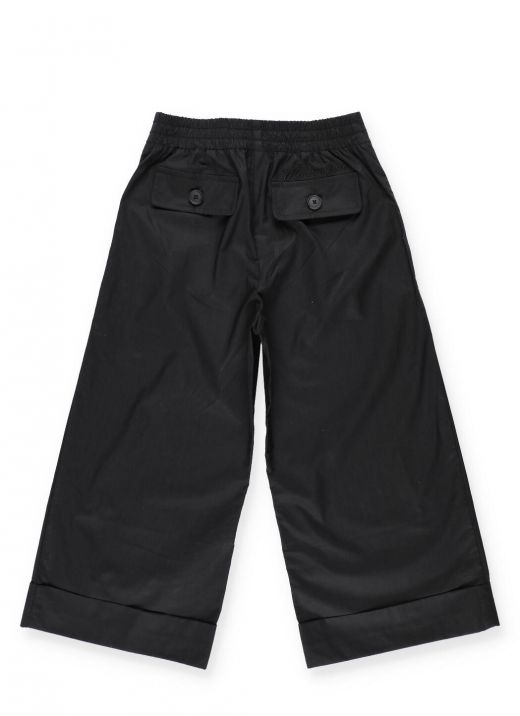 Cotton palazzo trouser