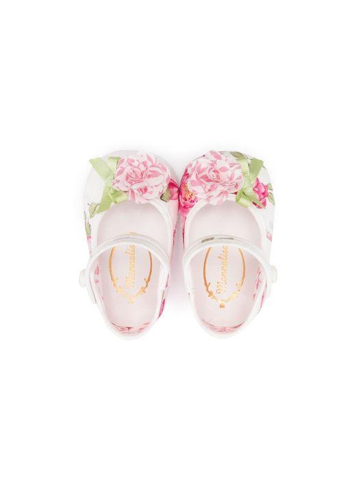 Sandalo in cotone