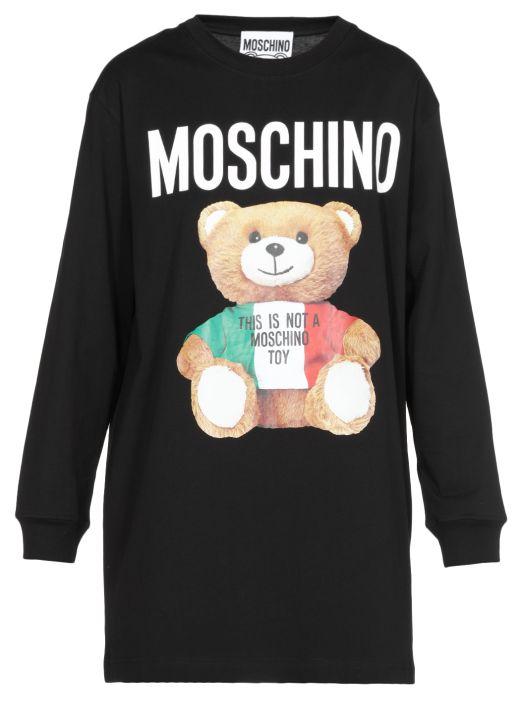 T-shirt oversize Teddy Bear