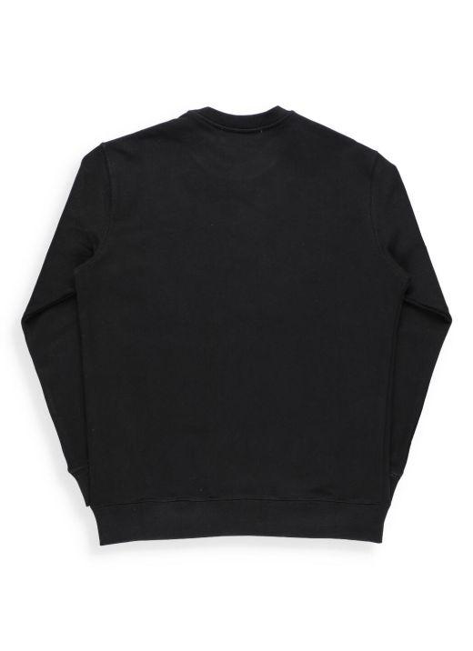 Logo cotton sweatshirt