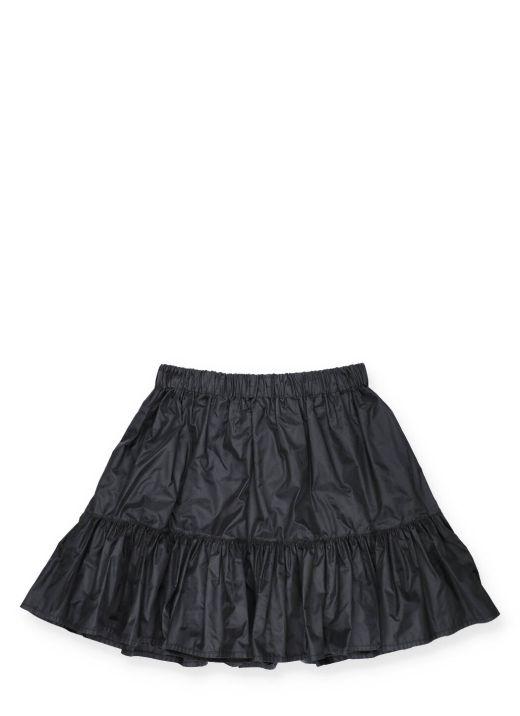 Taffet&#224 skirt