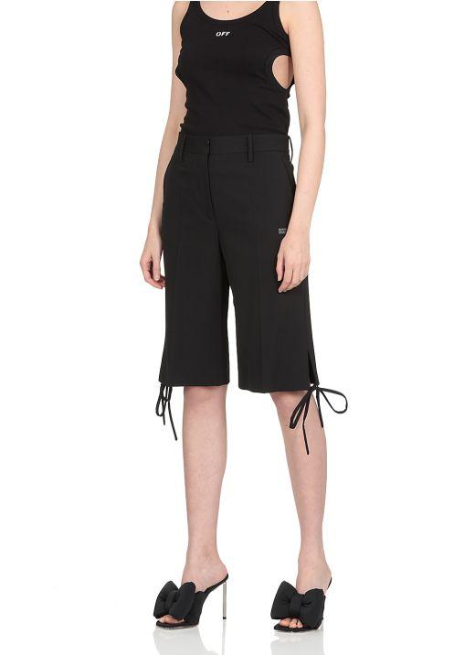 Strings formal shorts
