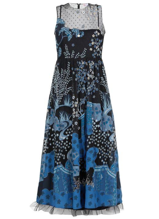 Toile De Jouy dress
