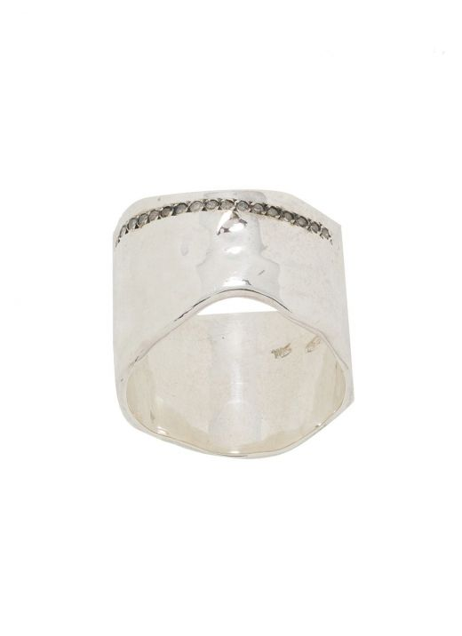 Anello Cao in argento