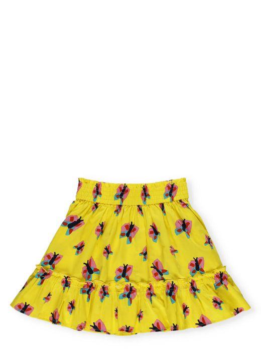 Butterflies skirt
