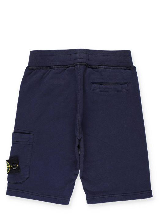 Cotton bermuda short